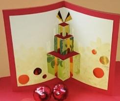 weihnachtskarten basteln und freude schenken. Black Bedroom Furniture Sets. Home Design Ideas