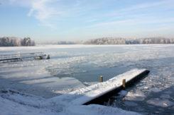 See zugefroren