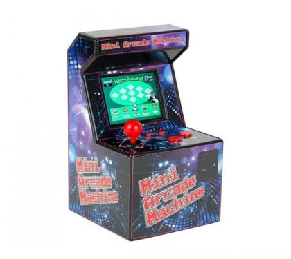 Mini arcade machine f r nostalgiker - Arcade spiegel ...