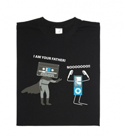 Shirt I am your father
