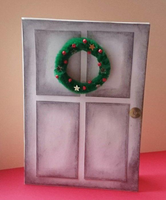 Weihnachtskarte Selber Machen. Miriam Rathje / Weihnachten.tagesspiegel.de