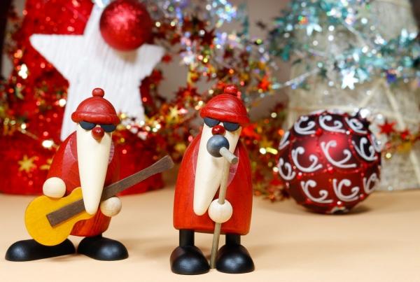 Weihnachtsmusikanten