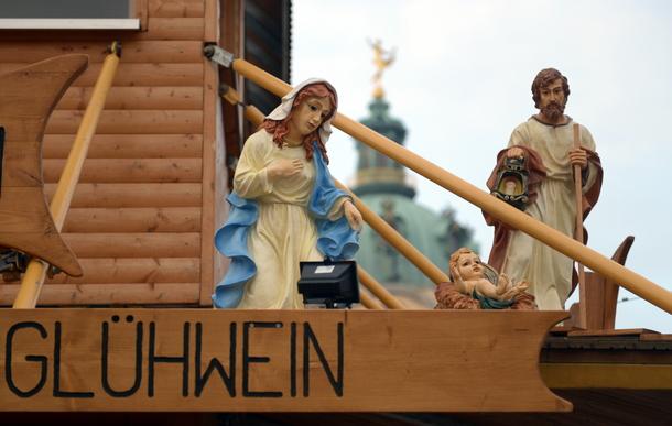 Weihnachtsmarkt Charlottenburg