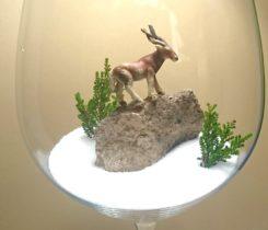 Weihnachtsdeko basteln und die vorfreude steigern - Weihnachtsdeko im glas selber machen ...