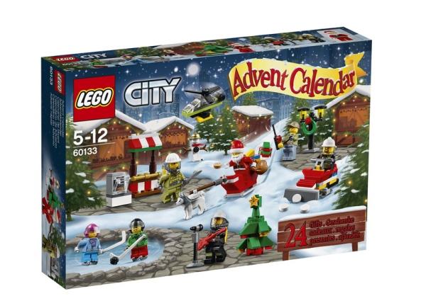 Adventskalender Lego