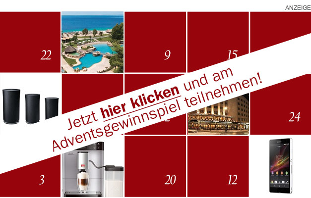 tagesspiegel adventskalender. Black Bedroom Furniture Sets. Home Design Ideas