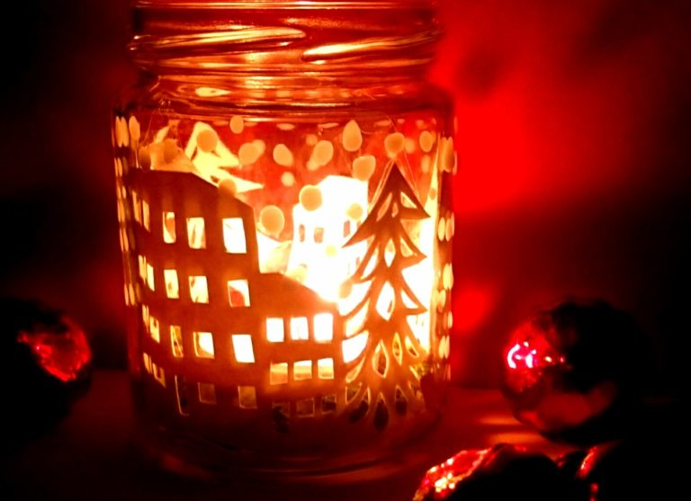 Weihnachtsdeko Basteln Und Die Vorfreude Steigern