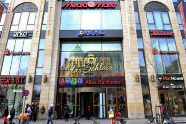shoppingcenter das schloss berlin. Black Bedroom Furniture Sets. Home Design Ideas