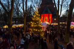 Weihnachtsmarkt im Johannesstift