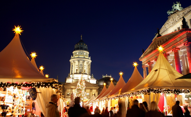 Weihnachtsmarkt Gendarmenmarkt