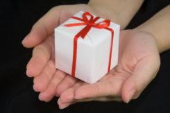 Weihnachtszeit ist Geschenkzeit – auch im Betrieb