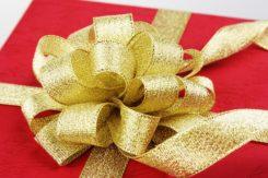 Ein Geschenk macht Freude und drückt Dankbarkeit aus.