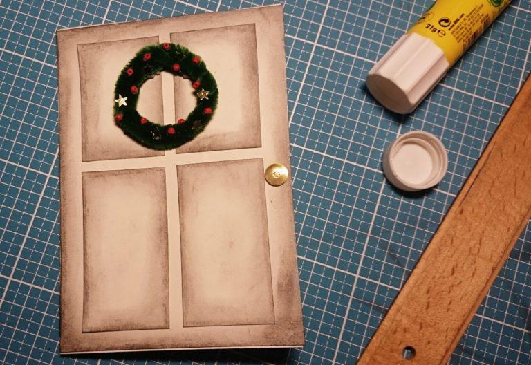 Weihnachtskarten Mit Sternen Basteln.Weihnachtskarten Basteln Und Freude Schenken
