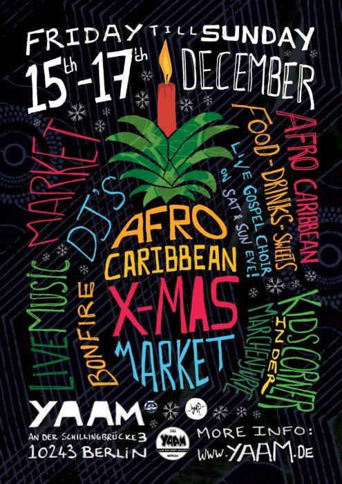 afro karibische weihnacht am spreeufer weihnachten